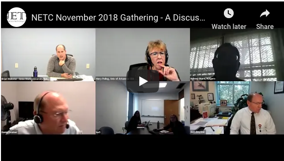 November 2018 Recording: A Discussion on Audio/Video Equipment