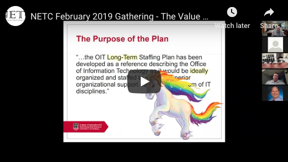 February 2019 Recording: IT Management: The value of a Strategic Staffing Plan